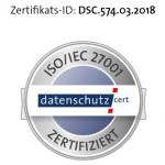 PTSGroup_ISO-27001-Zertifikat
