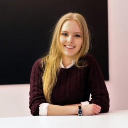 PTSGroup MannschaftsMittwoch PR-Assistentin Wiebke