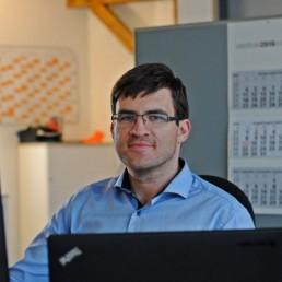 PTSGroup MannschaftsMittwoch mit SAP-Consultant Andreas