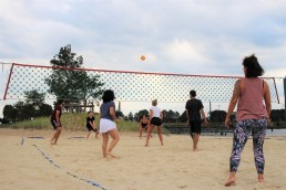 PTSGroup_Afterwork_Beachvolleyball