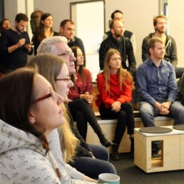 PTSGroup_Erstes Barcamp