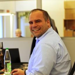 PTSGroup_MannschaftsMittwoch_Service Manager Raoul