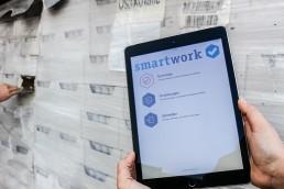 PTSGroup_smartwork_mobiles Auftragsmanagement