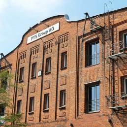 PTSGroup_Der Speicher 16 am Hauptsitz in Bremen