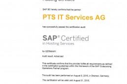 PTSGroup_SAP-Hosting-Zertifizierung