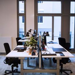 affinis_Standort Stralsund_Bürofläche
