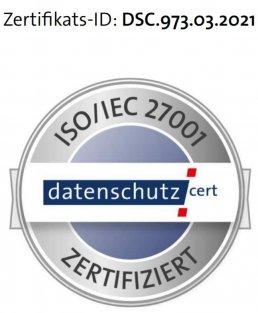 Siegel_ISO-Zertifizierung 2021