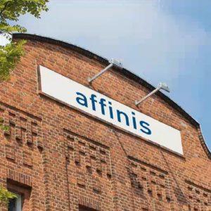 affinis AG Hauptsitz in Bremen