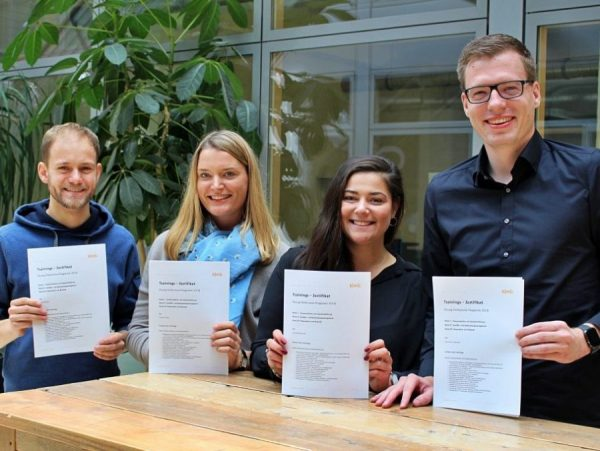 Young Professional Program bei affinis