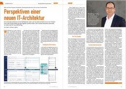 E3-Magazin: Perspektive einer neuen IT-Architektur mit S/4HANA